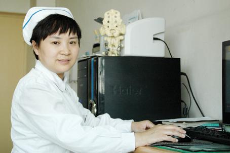 努力成为一名优秀的护士长