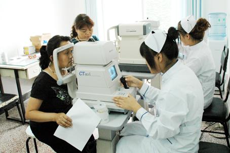 裂隙灯显微镜,荧光造影,超声生物显微镜,a/b超声波检查仪,多焦电生理